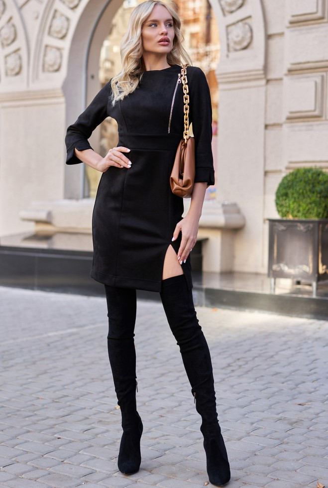 Платье Айла KPC черный