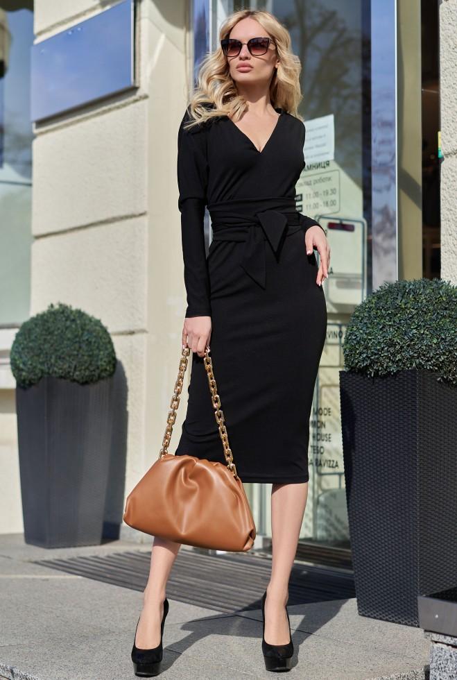 Платье Тереза KPC черный