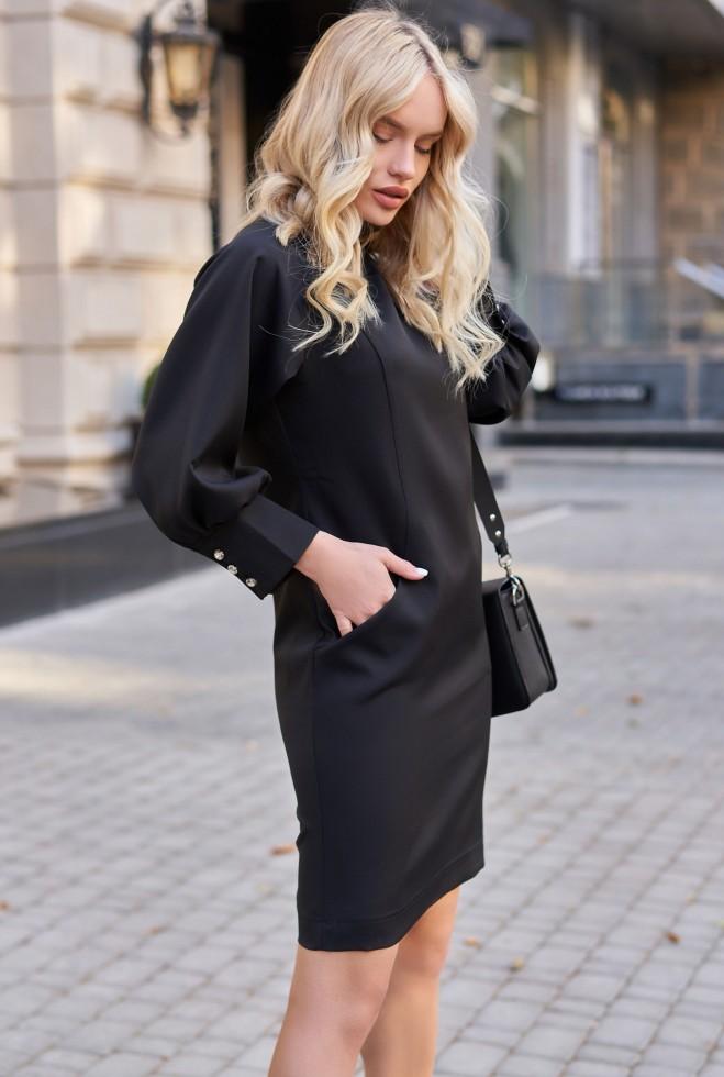 Платье Харриэт KPC черный