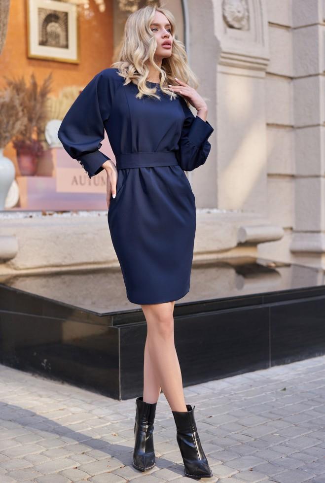 Платье Харриэт KPC тёмно-синий