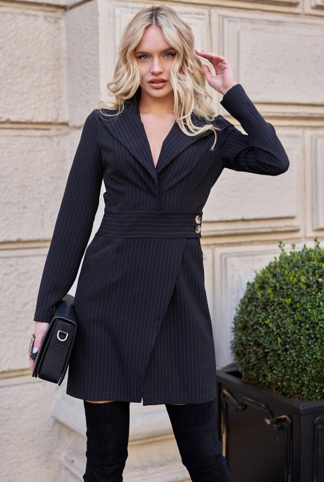 Платье Зоуи KPC черный