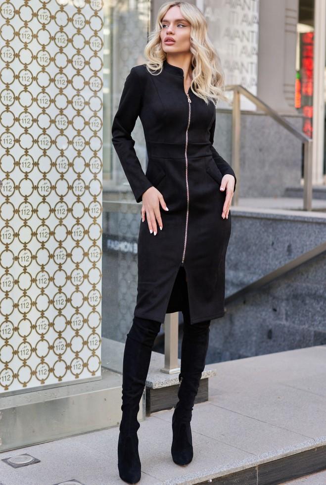 Платье Фиби KPC черный