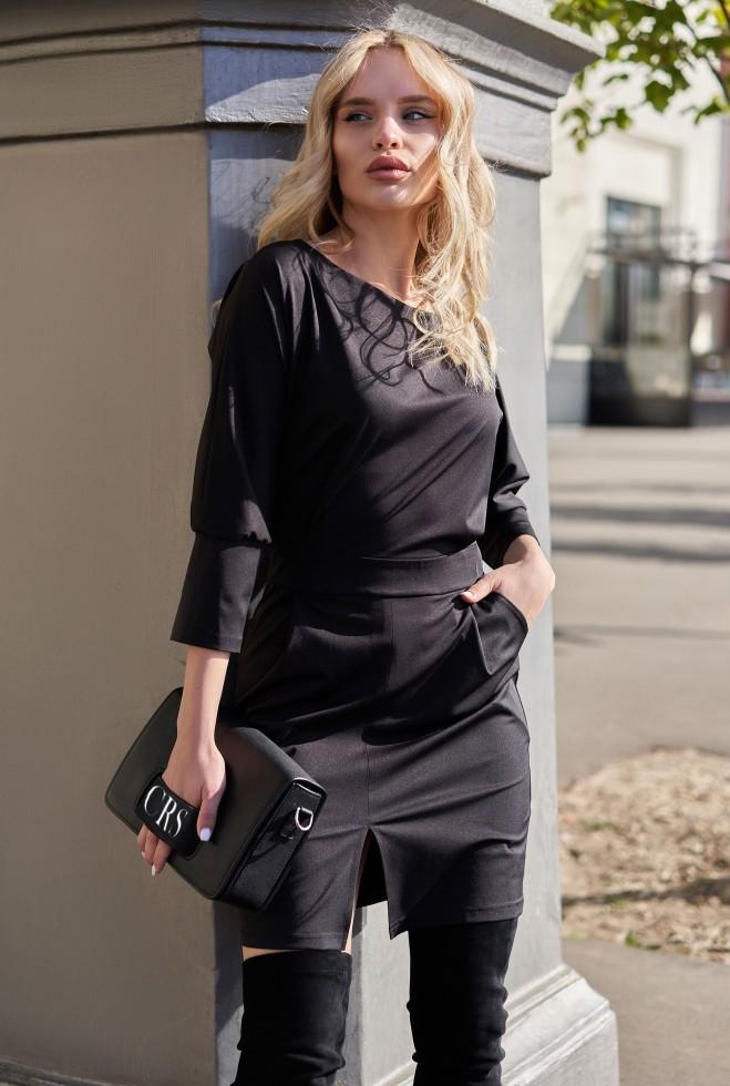 Платье Петра KPC черный
