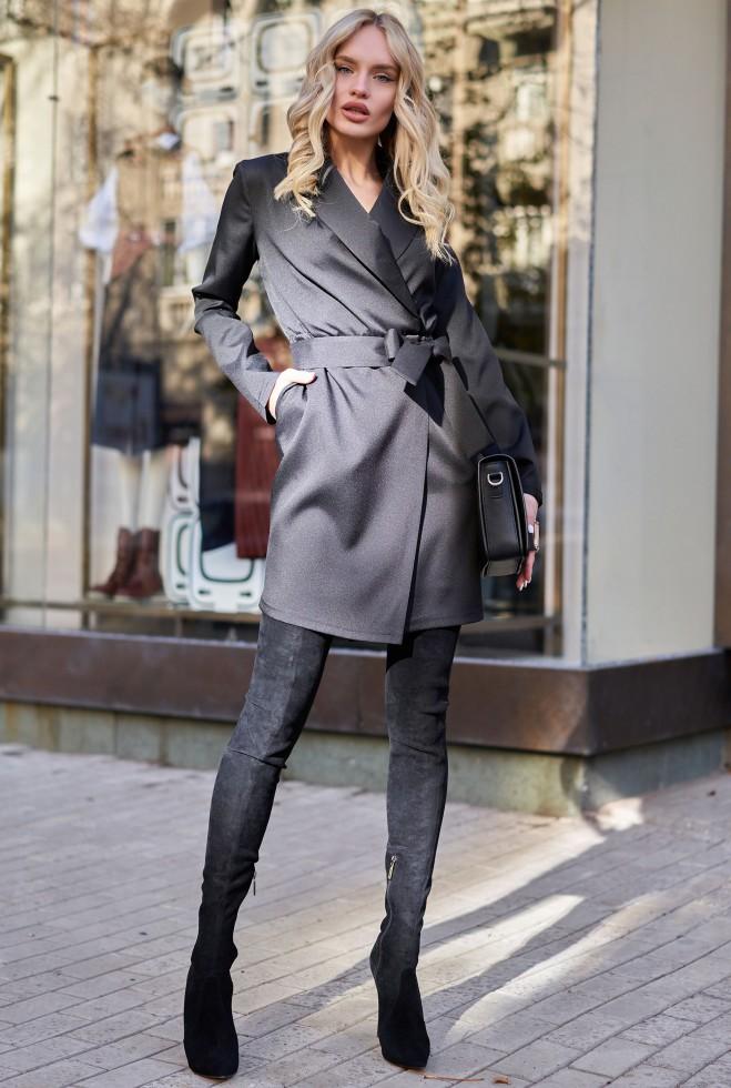 Платье Нисса KPC черный