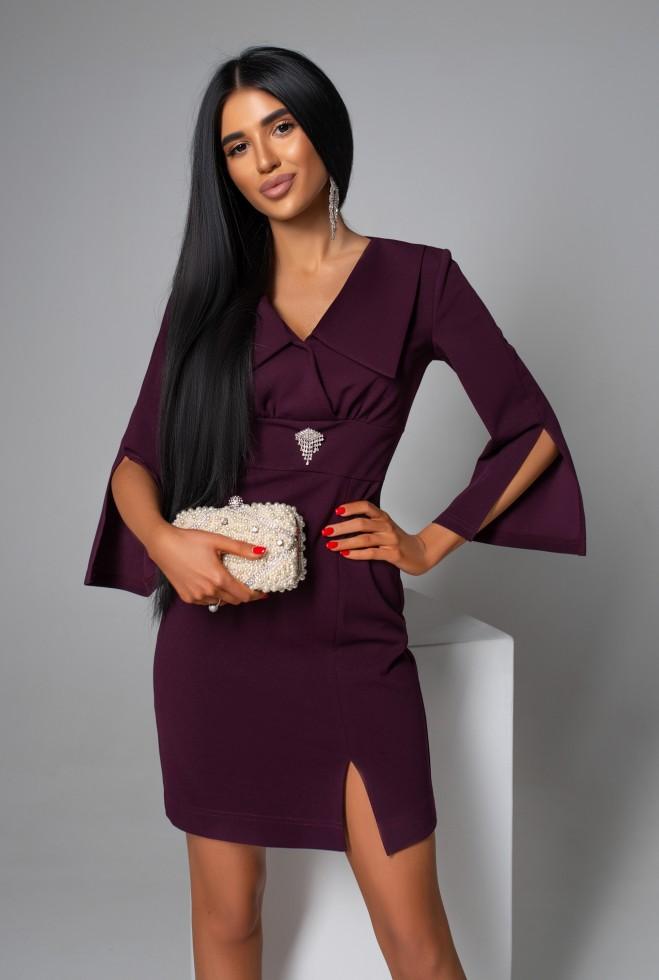 Платье Ремми KPC марсала