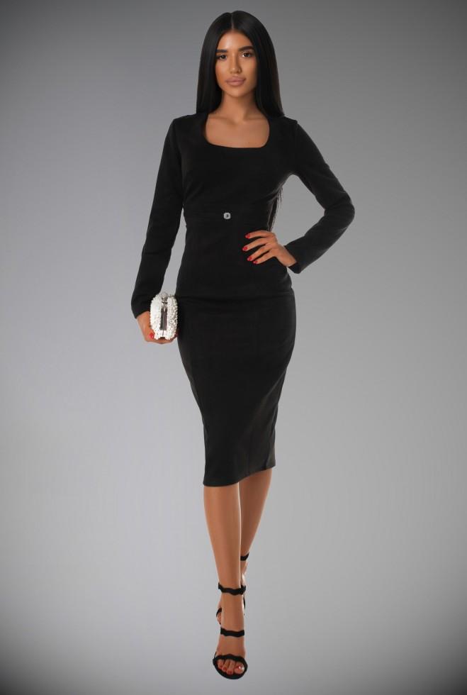 Платье Хель KPC черный