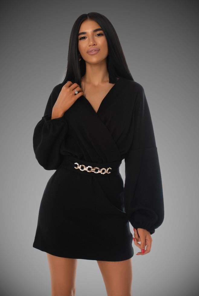 Платье Бьюти KPC черный
