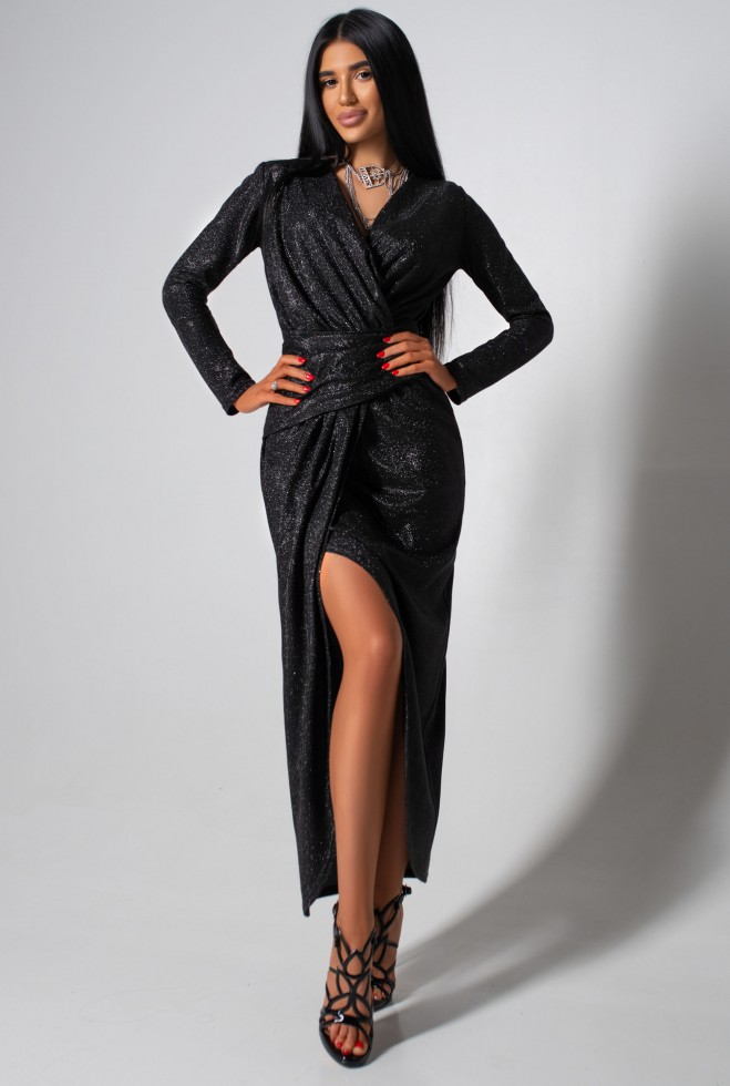 Платье Берри KPC черный