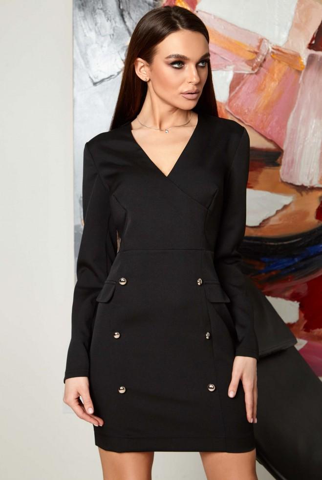 Платье Бенни KPC черный