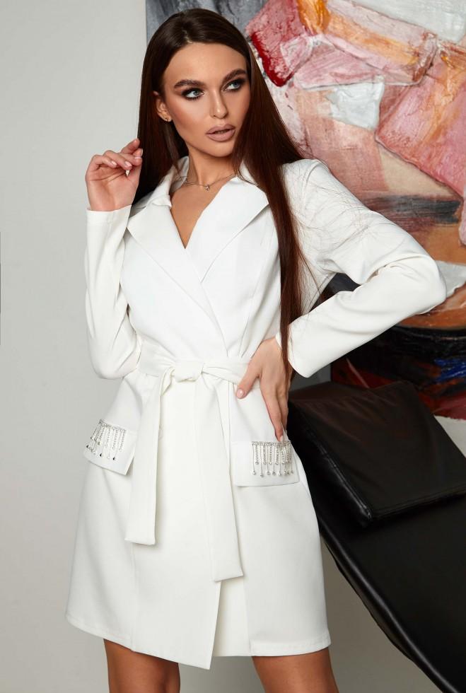 Платье Яни KPC белый