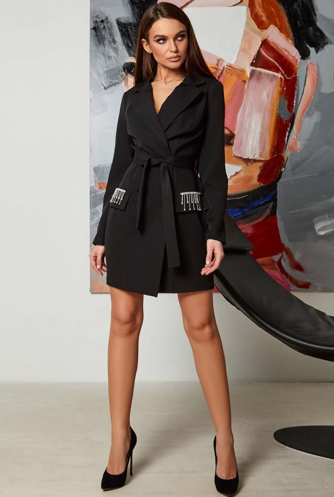 Платье Яни KPC черный