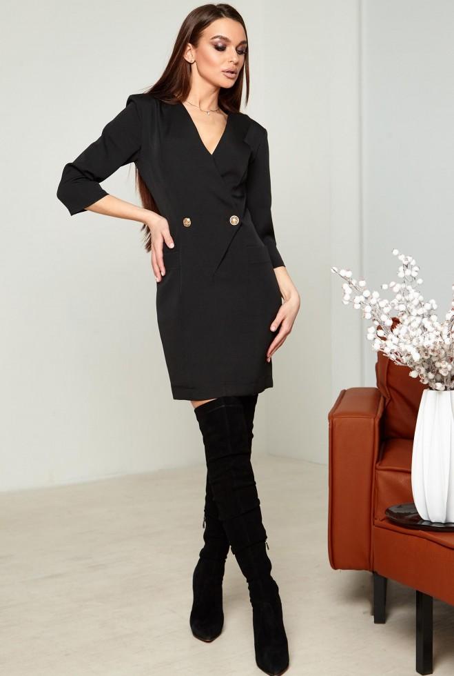 Платье Лима KPC черный