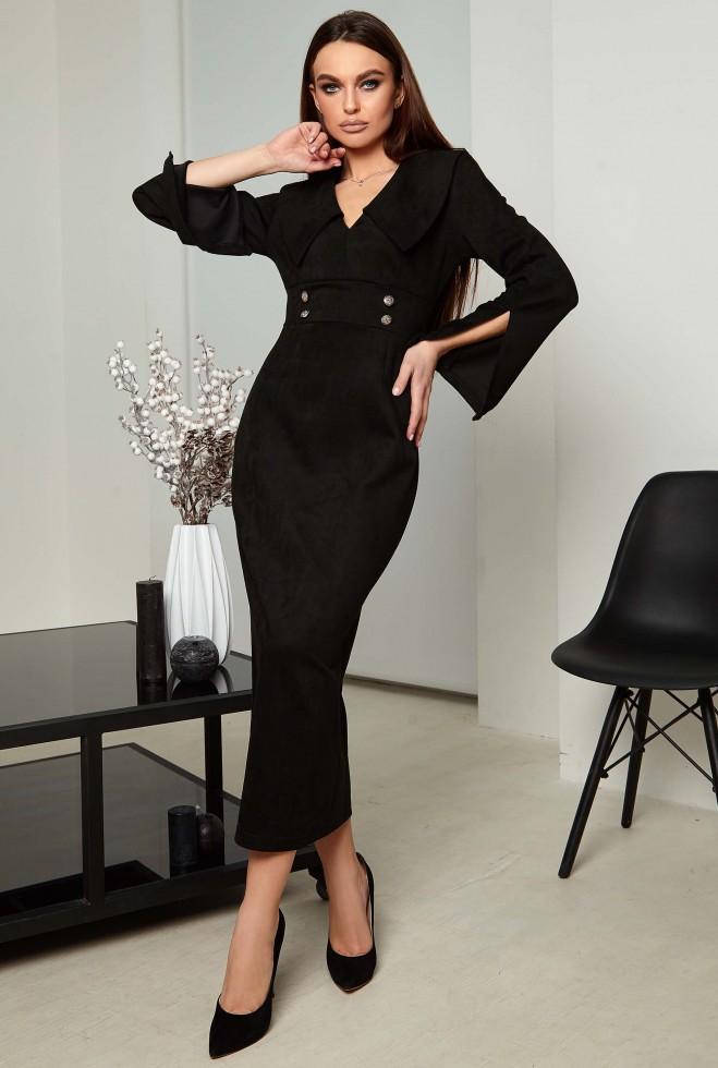 Платье Риана KPC черный