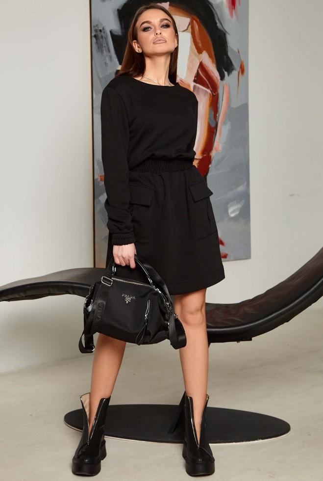 Платье Дана KPC черный