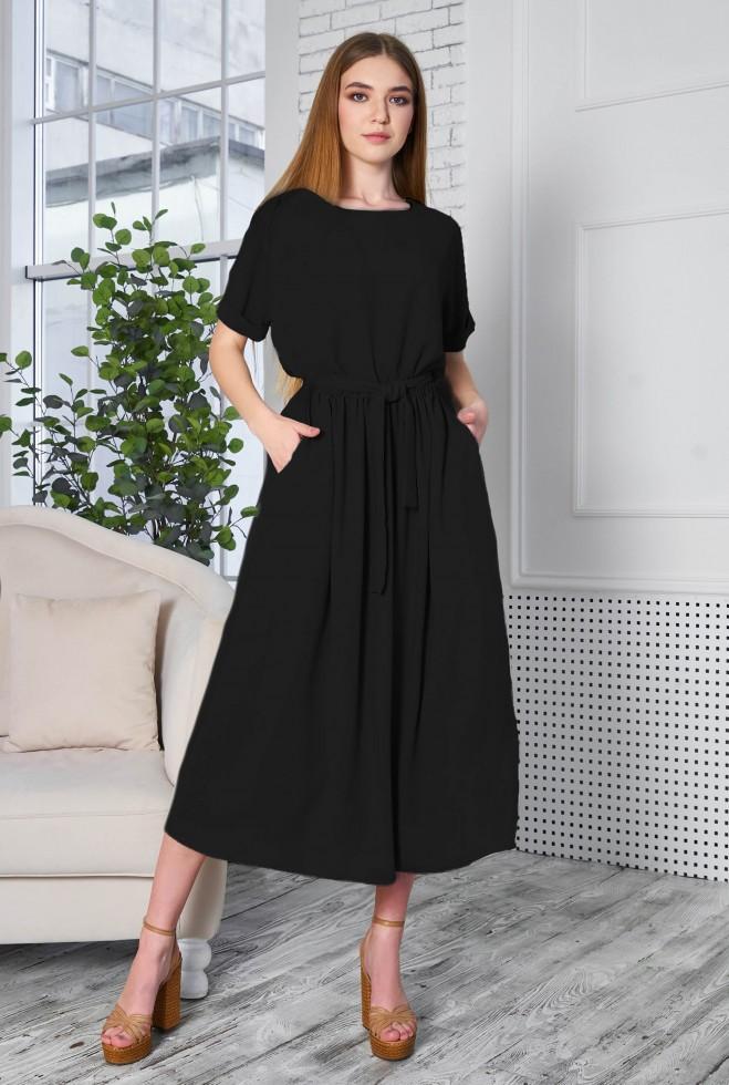 Платье Либре KPC черный