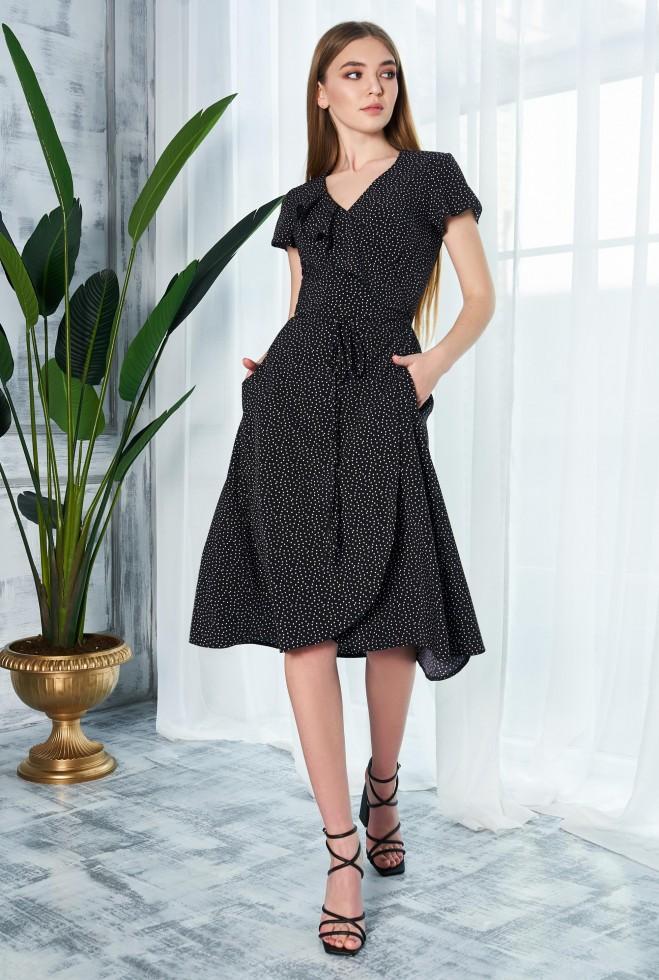 Платье Райт KPC черный