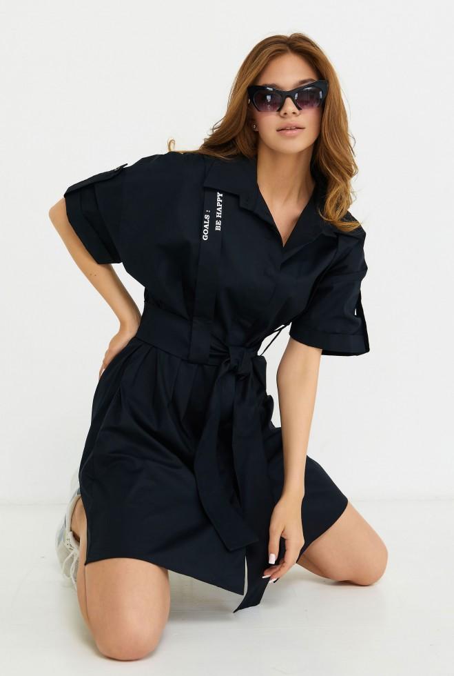 Платье Ванда KPC черный