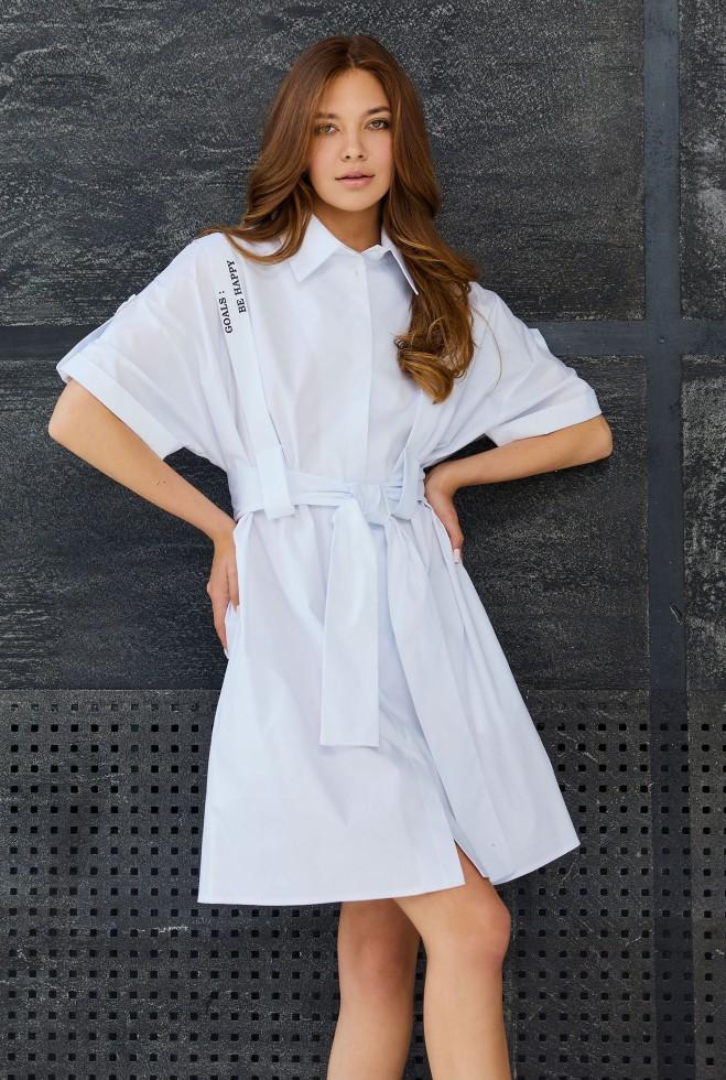 Платье Ванда KPC белый